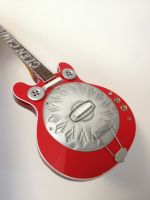 Glen Campbell Custom Dobro Californian Electric Resonator - Miniature Guitar Rep
